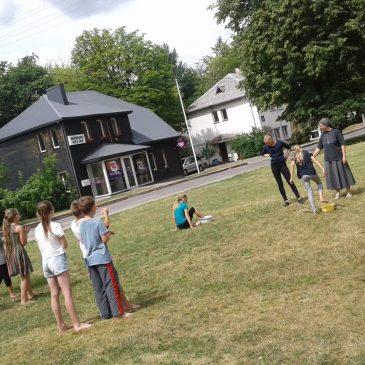 Vaikų stovyklėlė