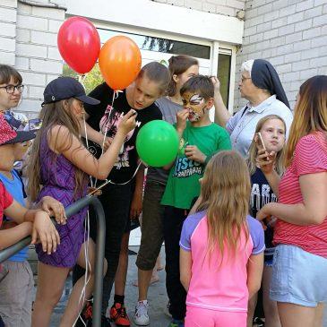 Tarptautinės vaikų gynimo dienos šventė Palemono vaikų dienos centre