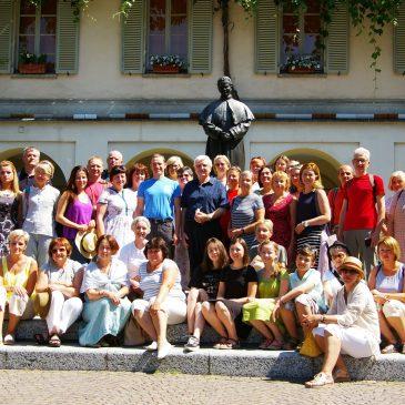 Piligriminė kelionė į Turiną