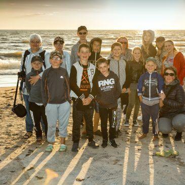 Dienos centro vaikų atostogos prie jūros
