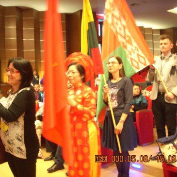 Pasaulinis saleziečių bendradarbių kongresas