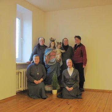 Vyresniosios metinis apsilankymas Lietuvos bendruomenėse