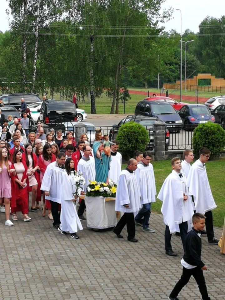 Marijos Krikščionių Pagalbos šventė