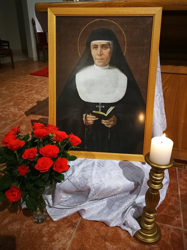 Šv. Marijos Dominykos Mazzarello šventė Palemono bendruomenėje