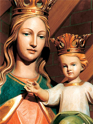 Pasiaukojimas Marijai Krikščionių Pagalbai